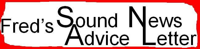 freds sound advice newsletterg