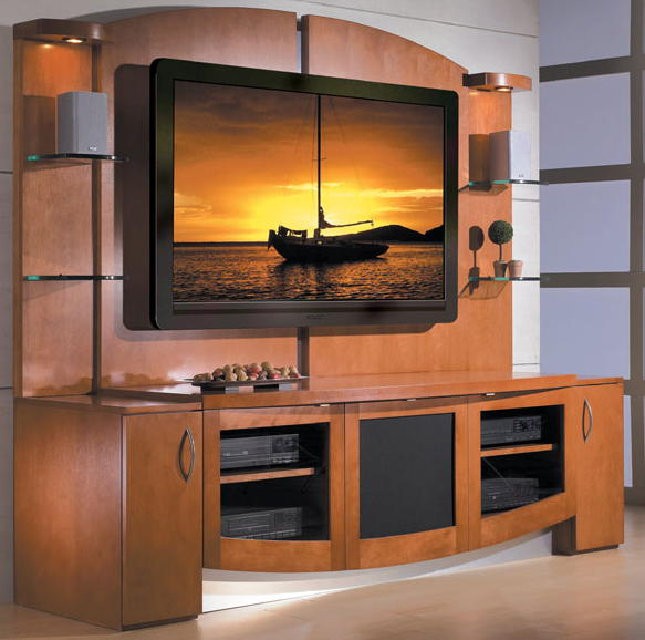jsp furniture jazzy freestanding flat screen