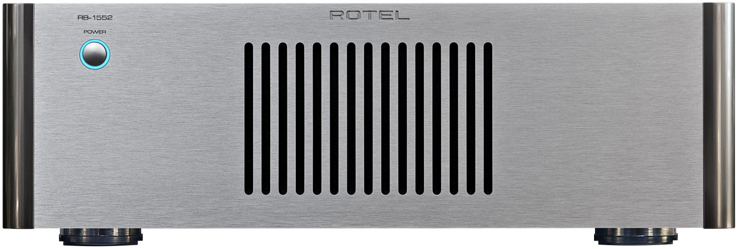 rotel RB1552 Silver