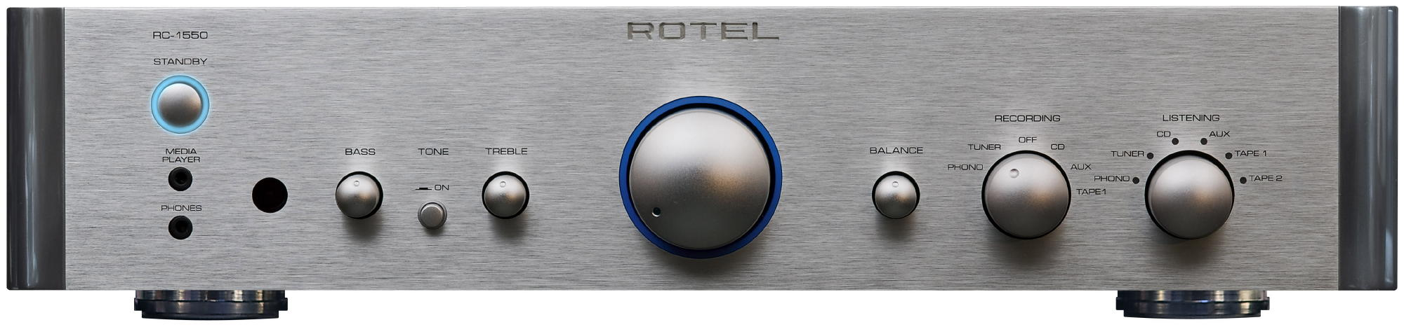 rotel RC1550 Silver